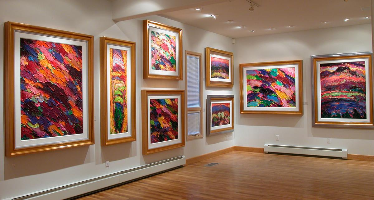 Studio/Gallery | Photo wall, Arlon, Gallery